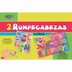 2 ROMPECABEZAS LETRAS