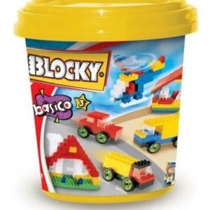 BLOCKY BALDE 3 (200 PIEZAS)