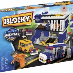 BLOCKY SUPER POLICIAS 290 PZAS
