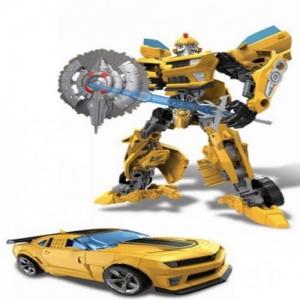 ROBOT TRANSFORMABLE EN AUTO
